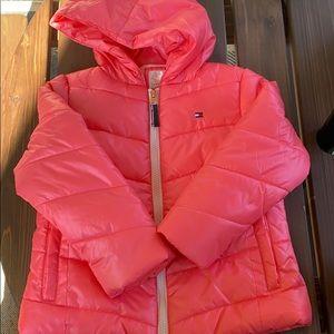 Tommy Hilfiger Puffer Jacket - 5T